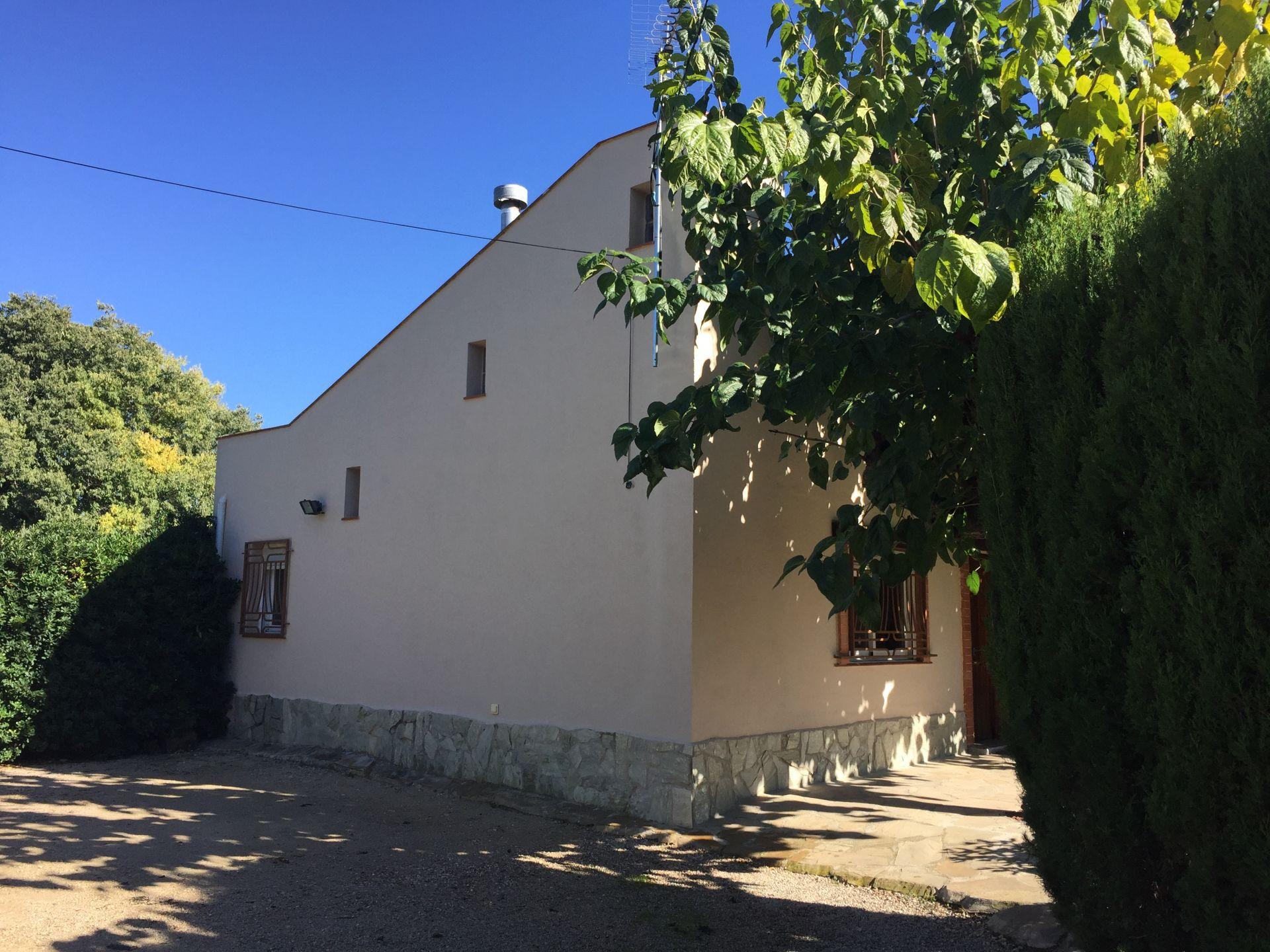 MASIA  EL CAMI DEL BOSC (PLANA D´EN BERGA)